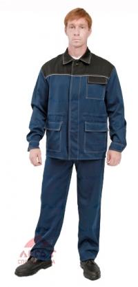 Костюм Передовик (брюки+куртка)