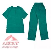 Костюм хирургич.(зеленый)
