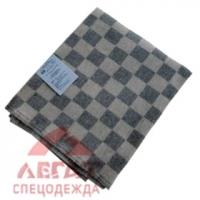 Одеяло Байковое 1,5 сп. (140*205) клетка