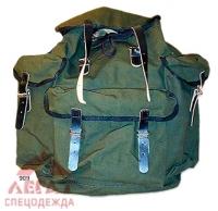 Рюкзак ХСН (ткань авизент/кожа)