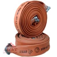 Рукав пожарный Армтекс РПМ(Д)- 65 - 1.6 в сборе с ГР-70