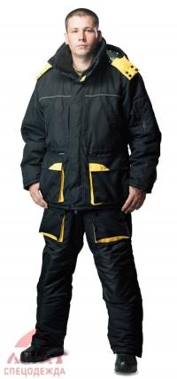 Костюм утеплен Квест (куртка п/комбинезон)