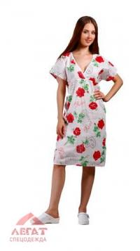 Сорочка женская ситец