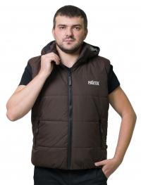 Жилет Партизан (коричневый) Novatex