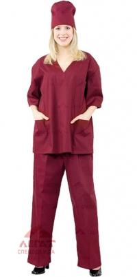Костюм ХИРУРГА универсальный блуза, брюки