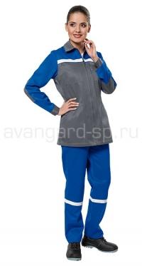 Костюм женский Пульс (куртка+брюки)