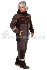 Костюм утеплен Бренд (куртка+полукомбинезон)