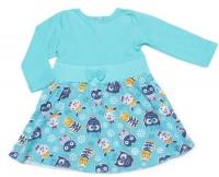 Платье Малышка длинный рукав