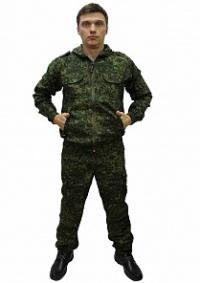 Костюм Спецназ (тк.рип-стоп, полигон) 7.62
