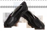 Тапочки Чувяки кож на резиновой подошве