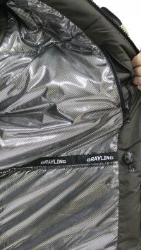 Костюм утепленный Соболь GRAYLING (Куртка п\комбинезон)