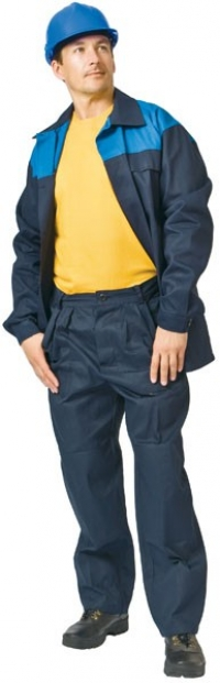 Костюм Производственник (куртка, брюки) 100 х/б