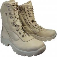 Ботинки Тактика (нубук\ткань) сафари арт. 579/5