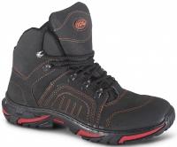 Ботинки Страйкер чёрные арт 585-3