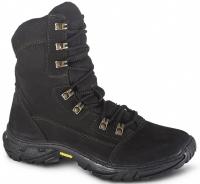 Ботинки Странник чёрный арт 599-3
