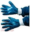 Перчатки с нитрил. покр. (аналог Hicron) полностью
