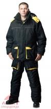 Костюм утеплен Селигер (Квест) GRAYLING (куртка п/комбинезон)