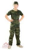Брюки детские военно-полевые цв. Цифра