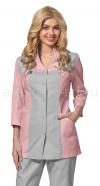 Блуза женская LL2103 на кнопках АВАНГАРД