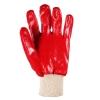 Перчатки Гранат х/б с двойным ПВХ покрытием
