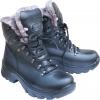 Ботинки Трэвел люкс НАТ МЕХ черные арт. 542-1